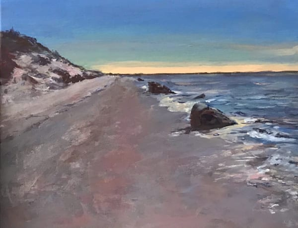 Whale Rocks, Great Peconic Bay Red Creek, New York Art | East End Arts