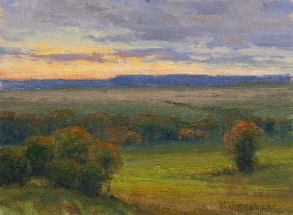 Pilgrim Ranch Sunset