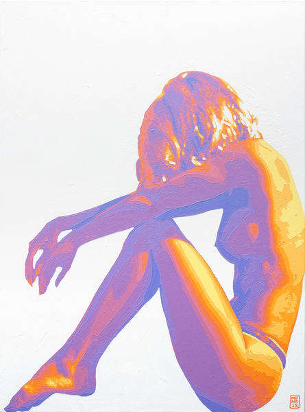 Unknown Pleasures Art | Todd Monk Art