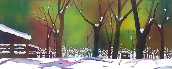 Winter Glow  Art | Mickey La Fave
