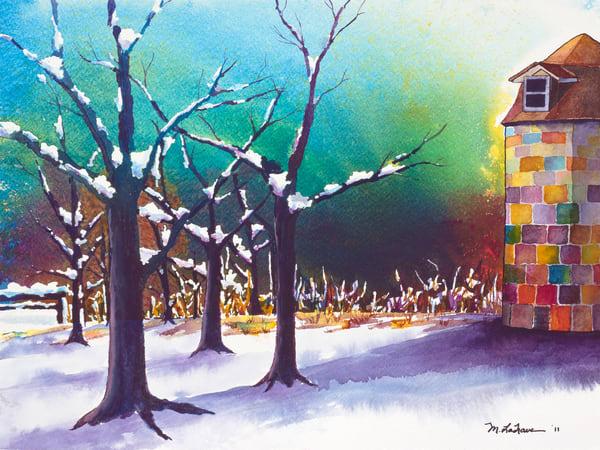 Northern Lights Art | Mickey La Fave