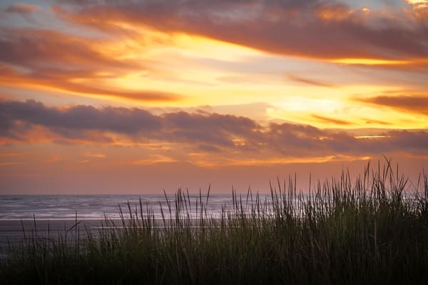 Coastal Sunset  | Jim Parkin Fine Art Photography