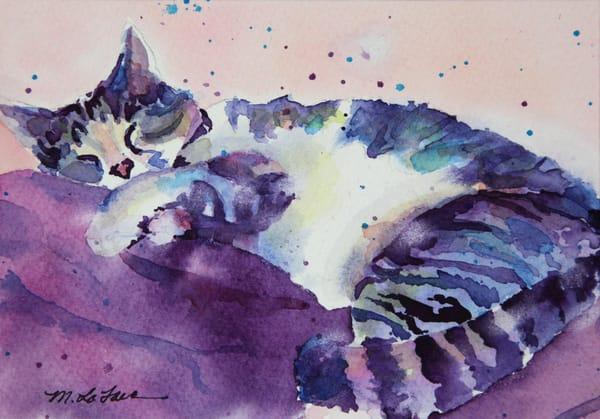 Kitty Art | Mickey La Fave