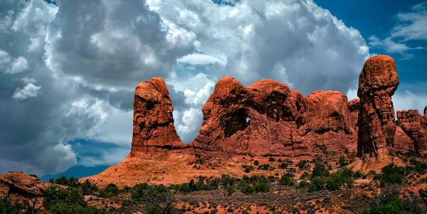 Elephant Rock - Arches national Park