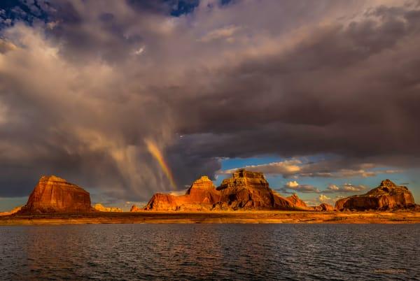 Lake Powell Rainbow