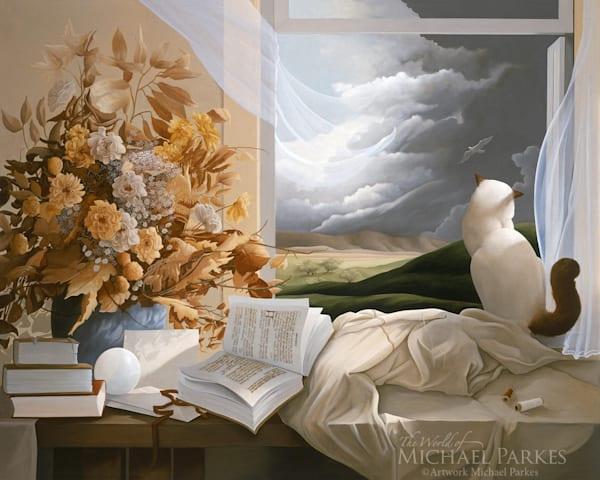 Lahaina Art Gallery presents the world-renowned Artist Michael Parkes