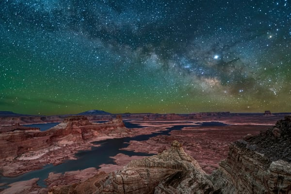 Alstrom Point Milky Way