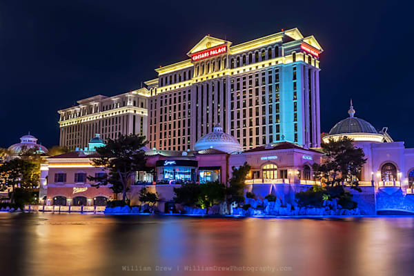 Caesars Palace - Las Vegas Wall Murals | William Drew Photography