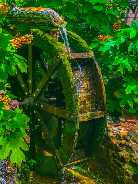 Water Wheel Photography Art | draphotography