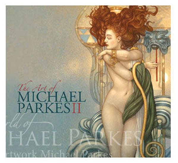 Book   Art Of Michael Parkes Ii | evoartmaui