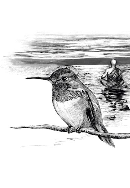 Hummingbird Art | Art Design & Inspiration Gallery