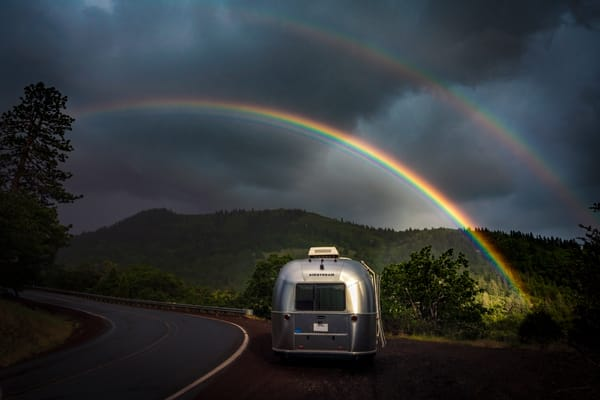 Airstream Rainbows