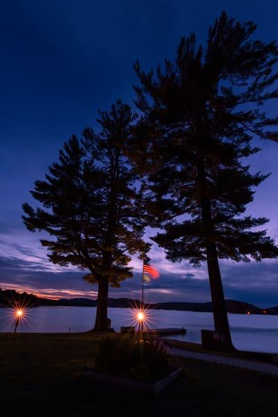 4th lake Inlets Arrow Head Park