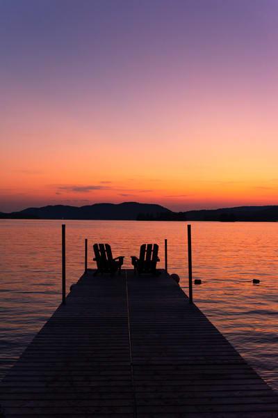 4th Lake Sunset Beach Photography Art | Kurt Gardner Photogarphy