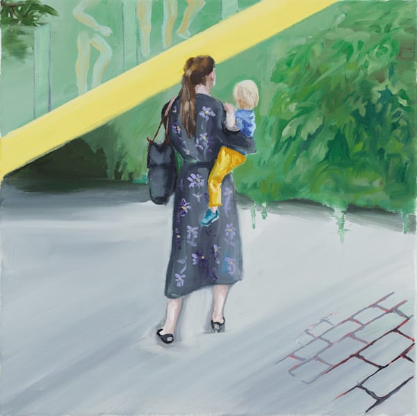 Mother And Child Art | Trine Churchill