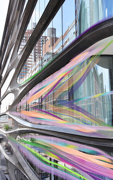 Zaha Hadid, Northern Lights, Rainbow