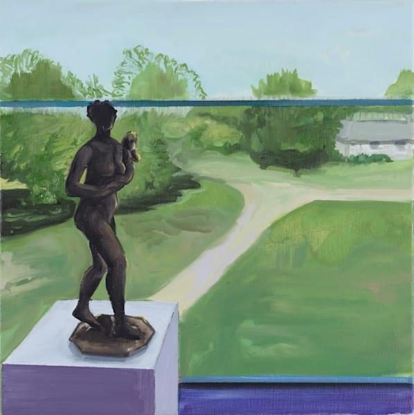 The Museum Window Art | Trine Churchill