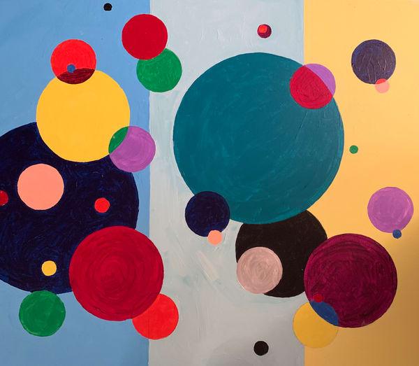 Circles Art | Marci Brockmann Author & Artist