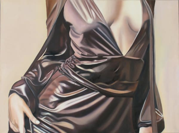 Maui Art Gallery featuring artwork by hyperrealistic Artist Carina Francioso