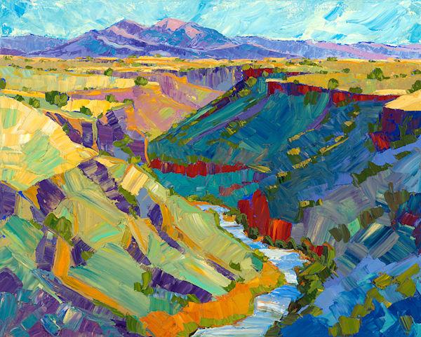 Rio Pueblito Morning Art | Fine Art New Mexico