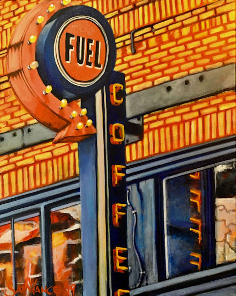 Fuel Coffee Art | samvance