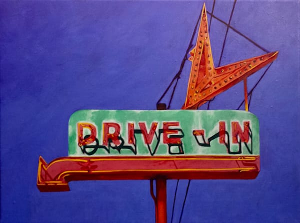 Drive In Art | samvance