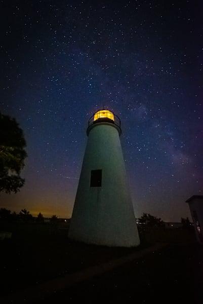 Elk Neck Lighthouse Art | Brandon Hirt Photo