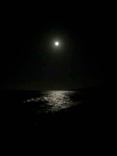 Moonlight On The Sea Iii Photography Art | Brian Ross Photography
