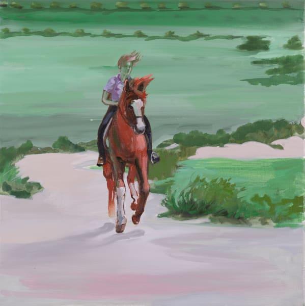 Rider  Art | Trine Churchill