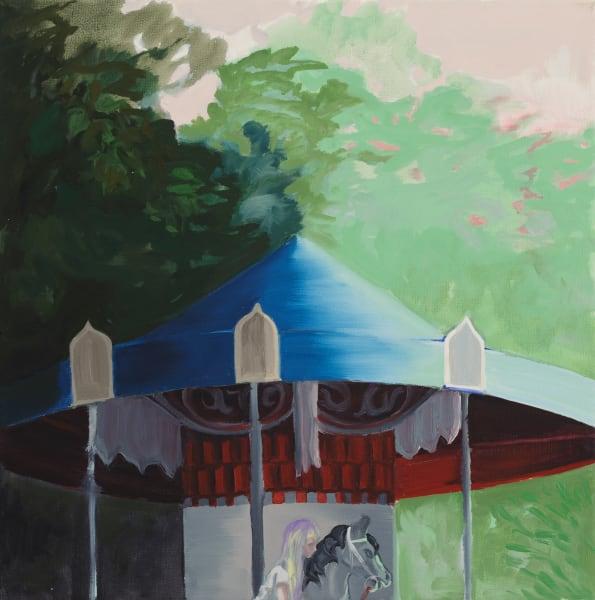 The Carousel Art | Trine Churchill