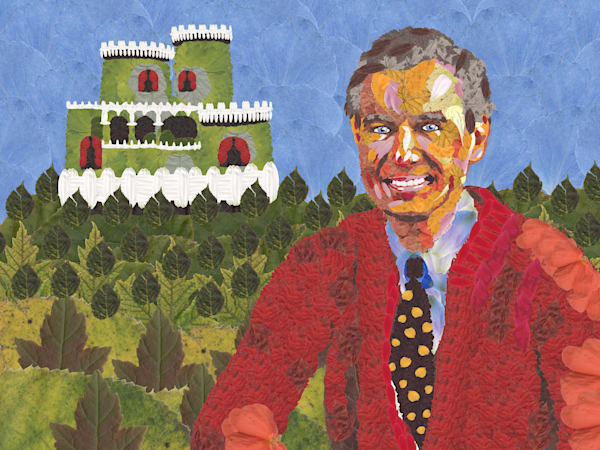 Fred Rogers Art | smacartist