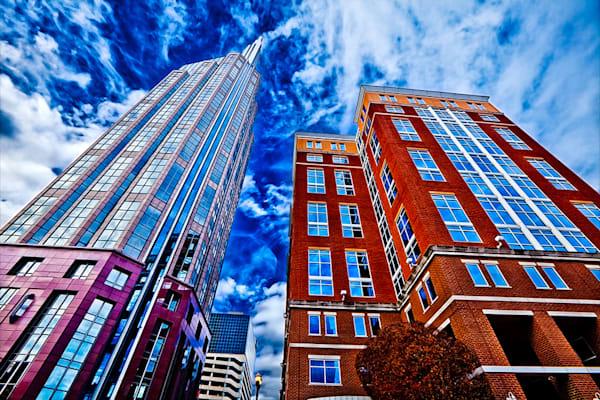 Downtown Nashville 2 - Nashville,TN By Christopher Gatelock
