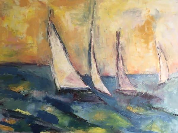 Peconic Bay Sailboats