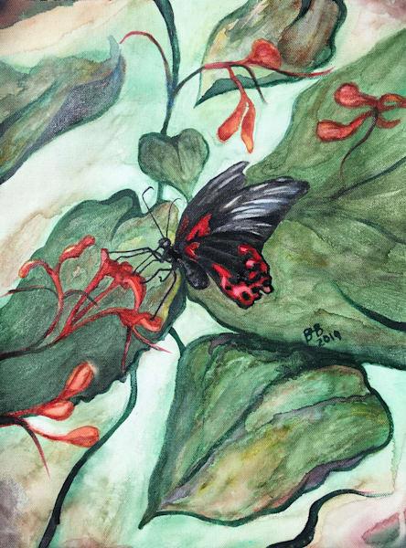 Butterfly Beauty Art | Blissful Bonita Art Studio & Gallery