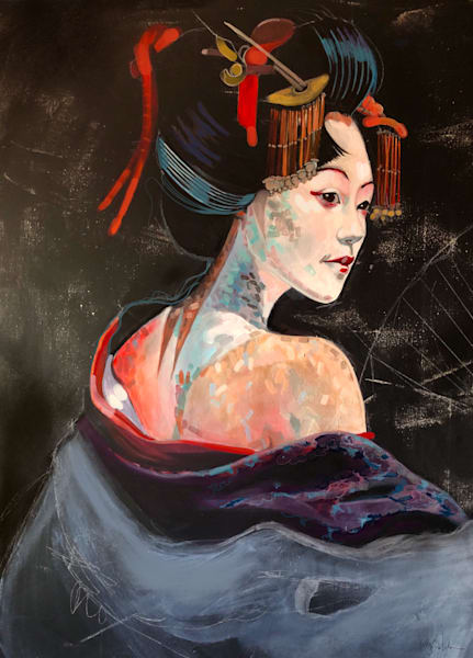 Kelly Bandalos / Unfinished Geisha