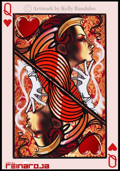 Kelly Bandalos / Reina Roja