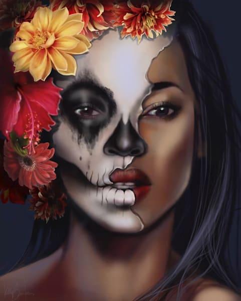 Kelly Bandalos / Dia de Los Muertos
