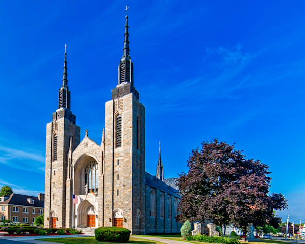St. Mary's Cathedral in Ogdensburg, NY, photography prints