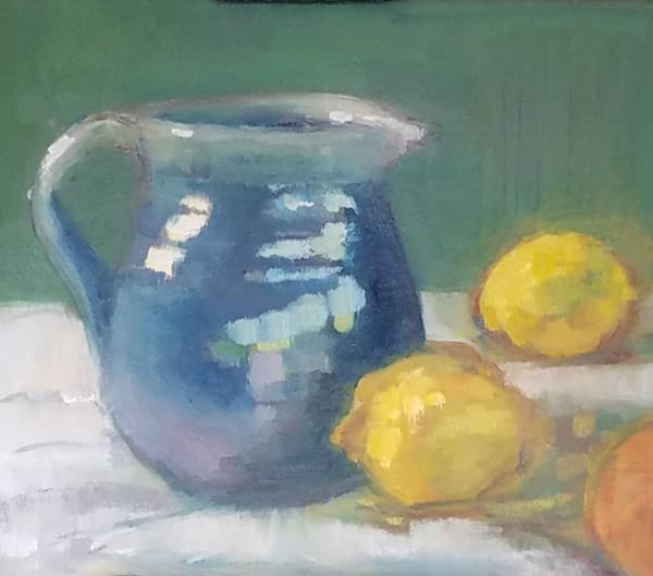 Still Life with Lemons Cropped