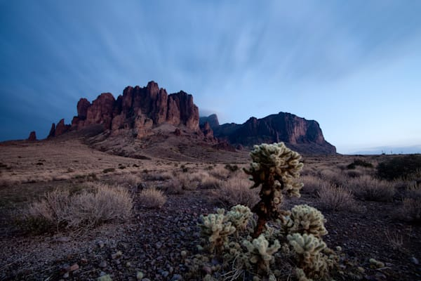 Flat Iron at Lost Dutchman