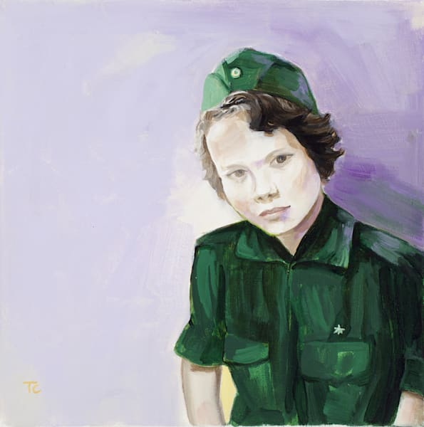 Girl Scout Art | Trine Churchill