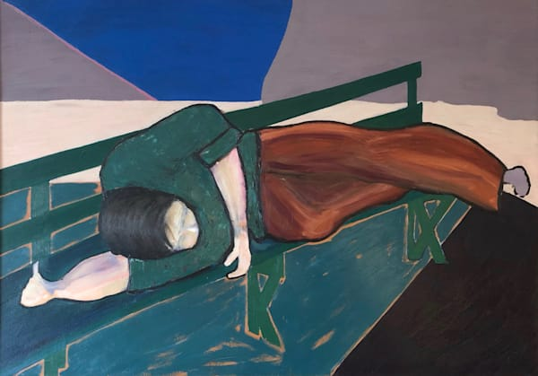 'catching Up' Art | Cera Arts