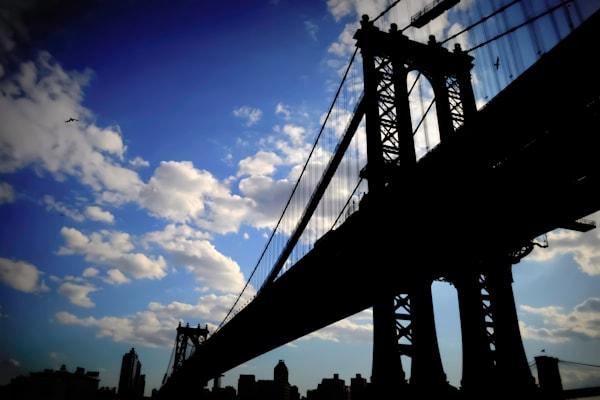 Manhattan Bridge III