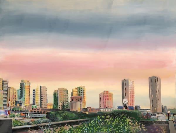 Gloria Blatt - Toronto Views | SavvyArt Market