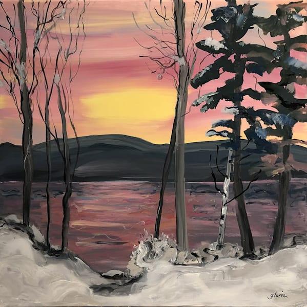 Gloria Blatt - Late Winter | SavvyArt Market