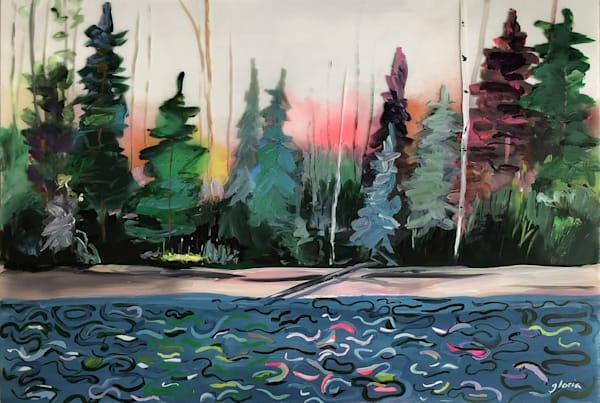 Gloria Blatt - SavvyArt Market | Lost In The Woods