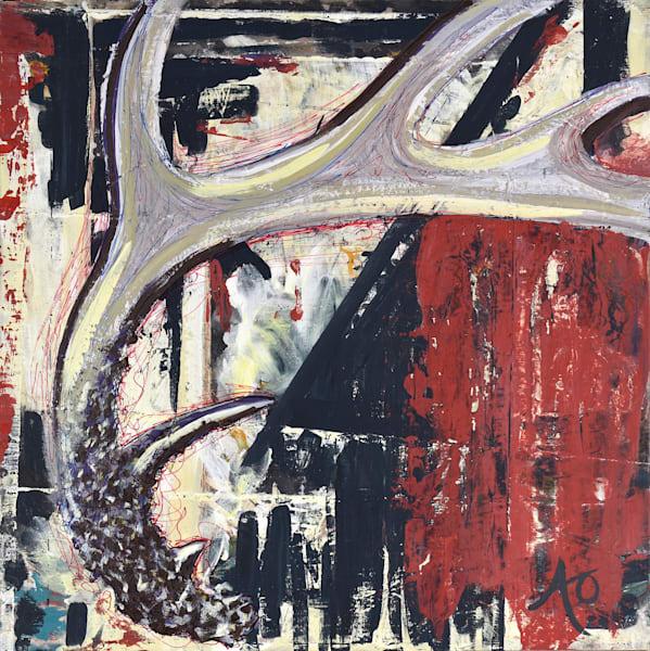 Antler 1 300dpi Copy Art | Amy O'Hearn Art