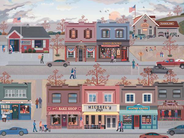 Thanksgiving Getaway Art | Julie Pace Hoff Gallery