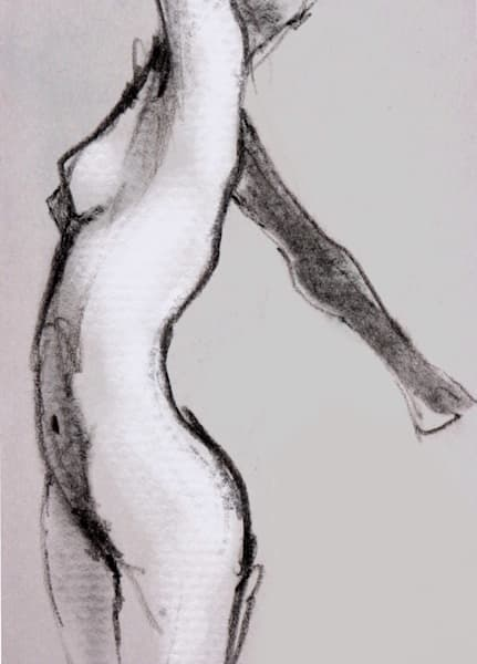 Kelly Bandalos / Figure Sketch 1055