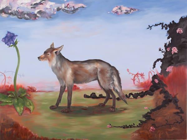 Coyote Art | Trine Churchill